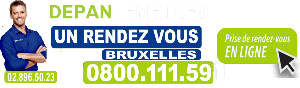 REPARATEUR BERCHEM SAINT AGHATE